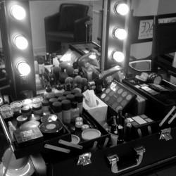 bw edit makeup