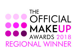 Regional Winner Logo The Official Makeup Awards 2018