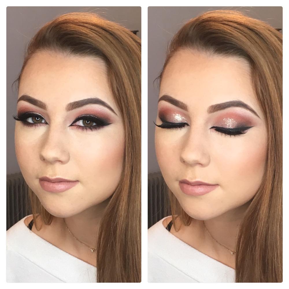 Wedding Guest Hair And Makeup : Makeup Bar - DollFace Makeup Studio